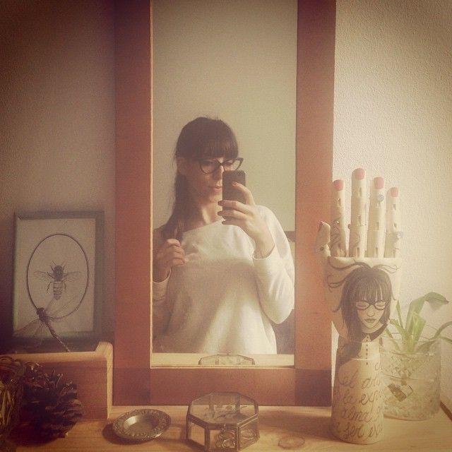 image: ...mi casa, mis tesoros...una de las manos de la pre... by laura_agusti