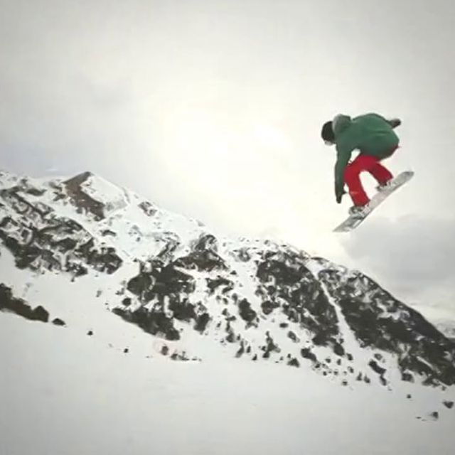 video: VANS Spain Snow FAMILY DAYS by alegayo