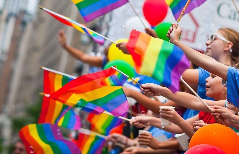 image: Gay Pride NYC by raine