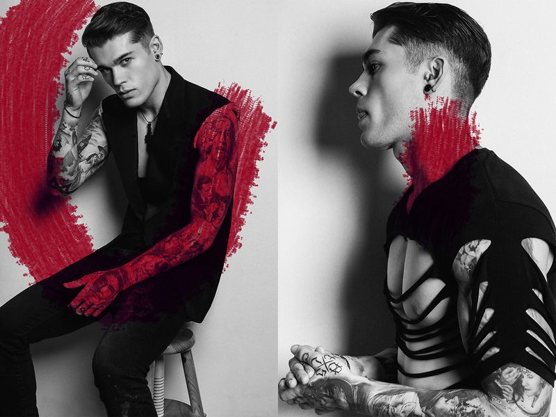 image: Stephen James by hector_morni