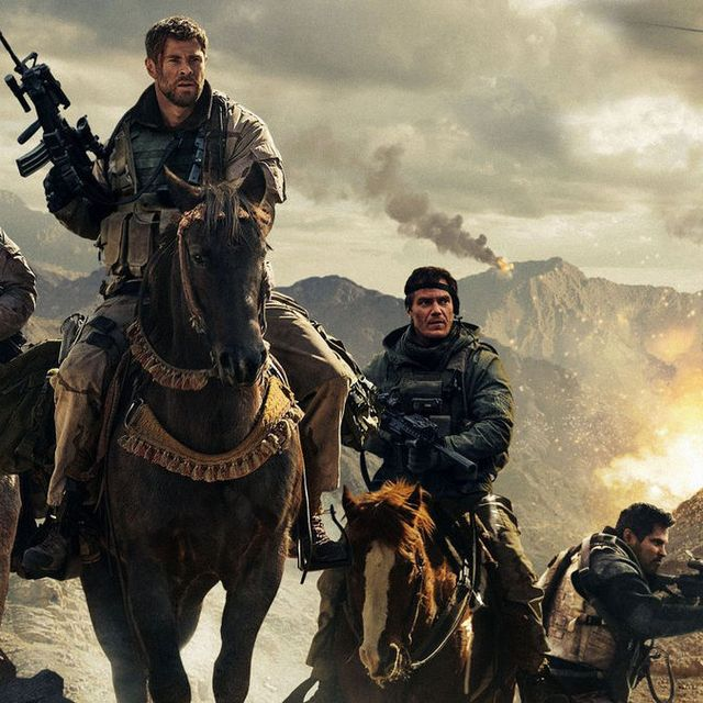 "image: ""12 Strong"": competent military film without historical memory by afdah"