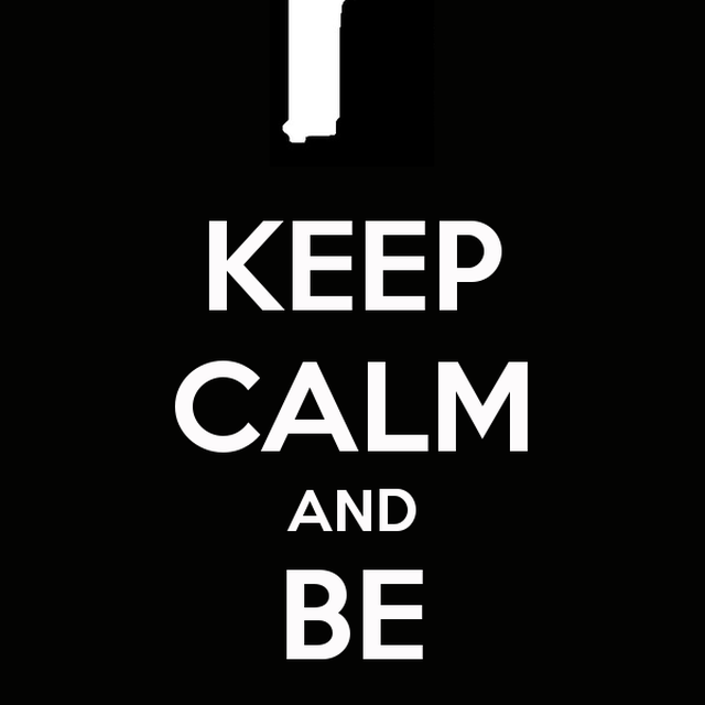 image: Keep Calm, be Soprano by ainielle
