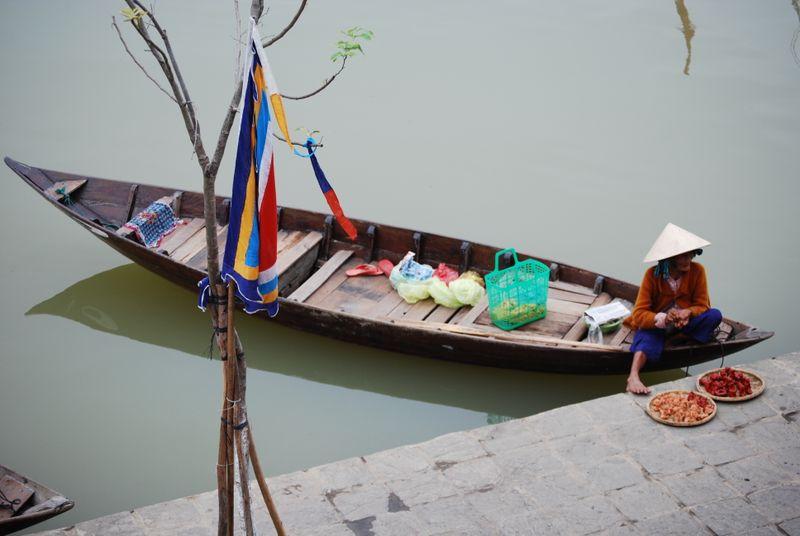 image: Vietnam, Hoi An by luciaparadinas