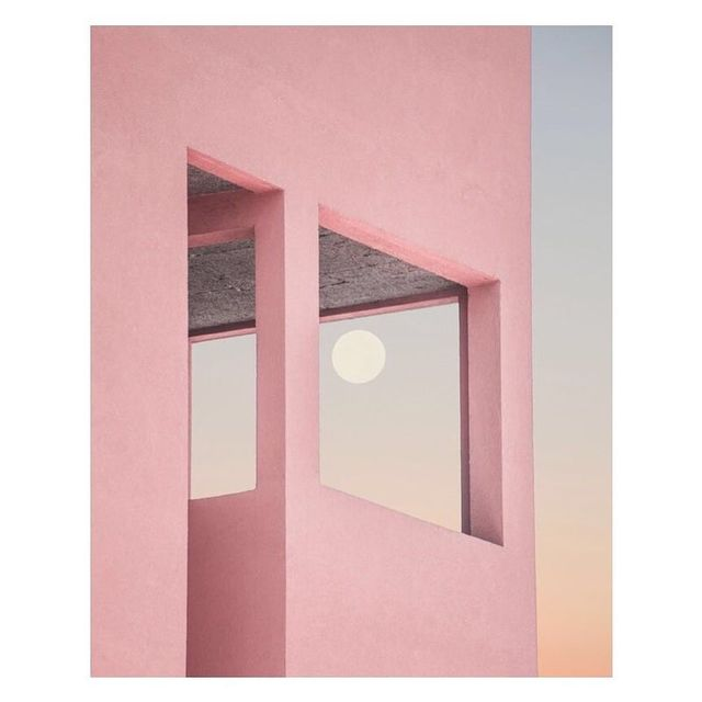 image: A Pink frame by matthieuvenot