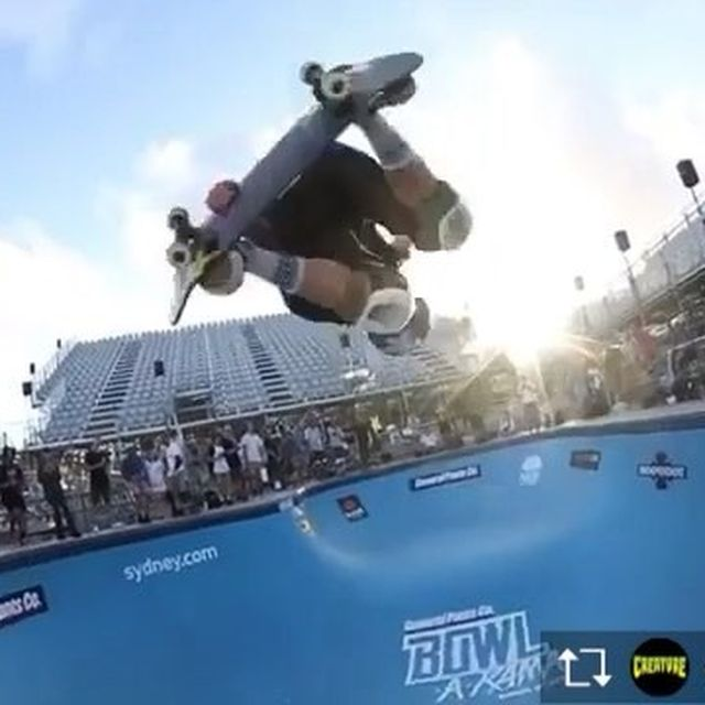 image: Bondi was sick 🔥 repost by @creaturefiends | with @coryjuneau @tatecarew | 🎥: @dafnoah by vincent_matheron