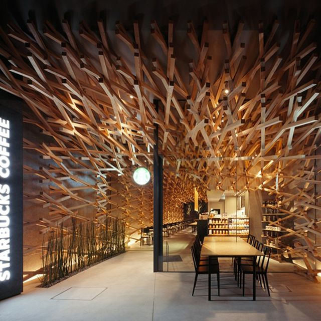 image: A Collection of Modern Coffee Cafe's by barbarouschag
