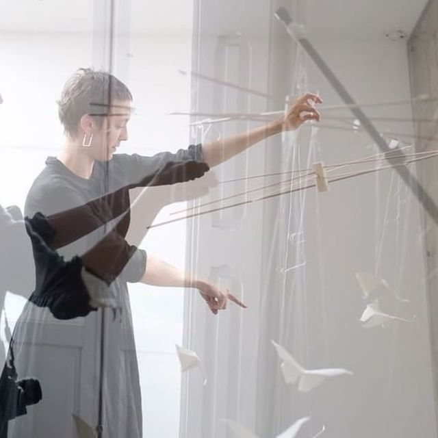 image: Lovely behind the scenes video from my workshop in Porto, organized and hosted by @waatstudio Video - @waatstudio, @jp_videomaking,music - @sasha_zhuravlev editing - @anka_zhuravleva special thanks to Sara Correia, Ines Rocha, Diana Lopes, Roman... by ankazhuravleva