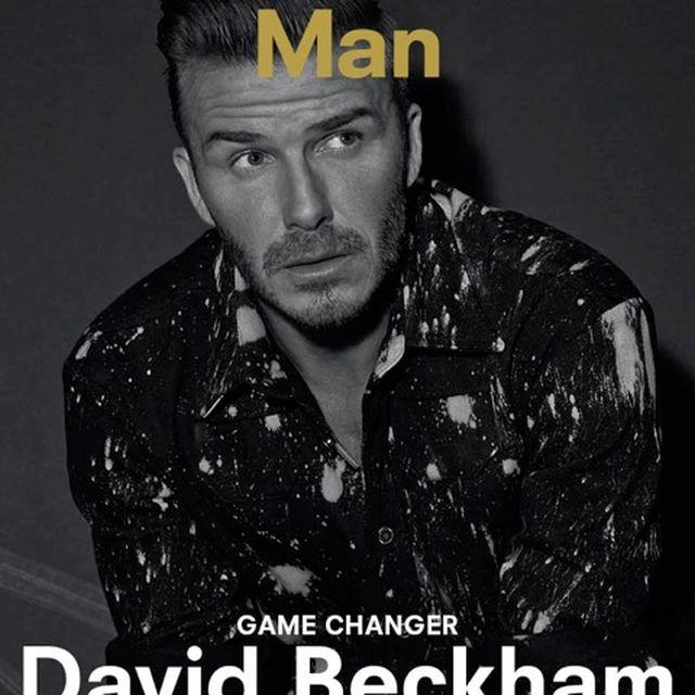 image: David Beckham by naughtyredviolet