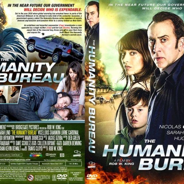 image: La Película The Humanity Bureau 2017 by Descargargratispelicula