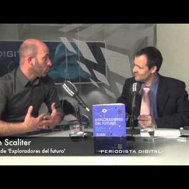 video: Juan Scaliter - Exploradores del futuro by future2016