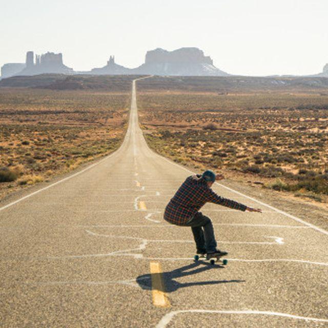 image: Go Skate! by chrisburkard