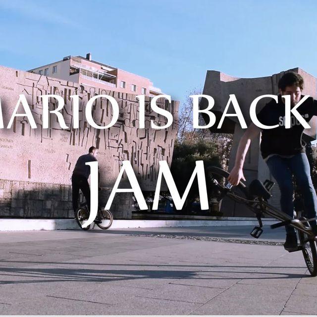 video: Mario is Back Jam by alberto_moya