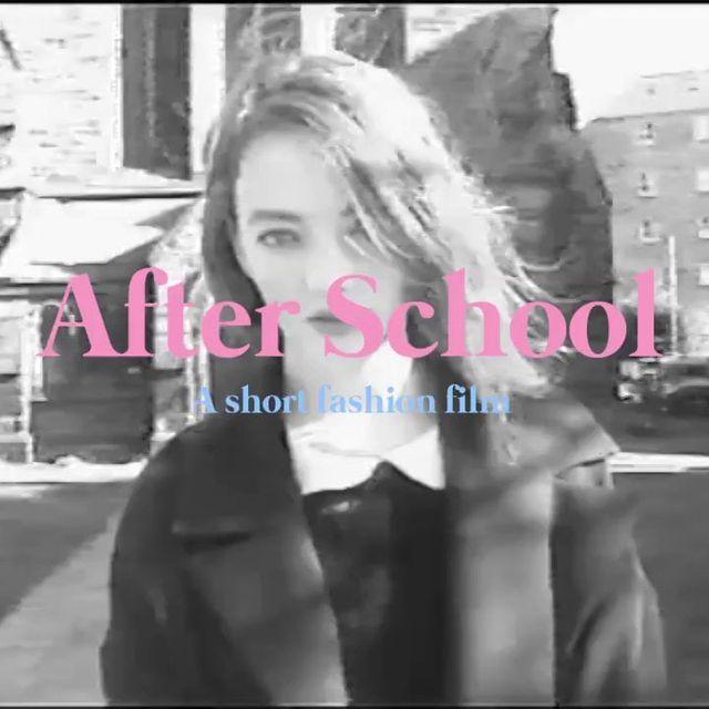 video: After School by igortermenon