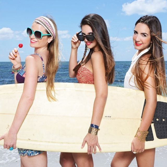 image: SURFER GIRLS by ally_crespo