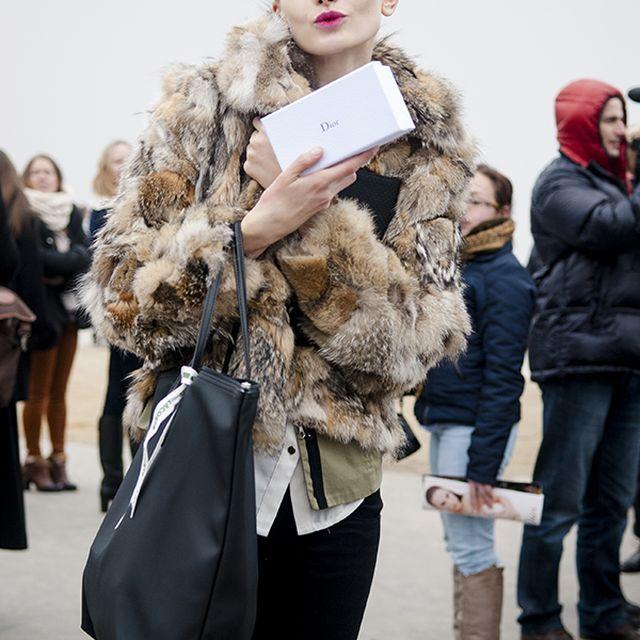 image: Model at Dior by mordovas