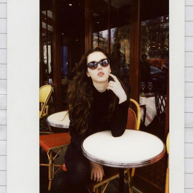 image: justyna in paris by lukasdziewic