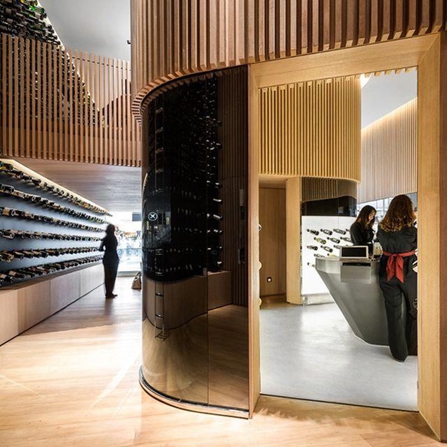 image: Mistral Wine Studio – Sao Paolo by goyette
