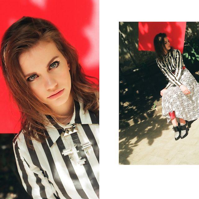 image: Nina » Sicky Magazine by sickymagazine