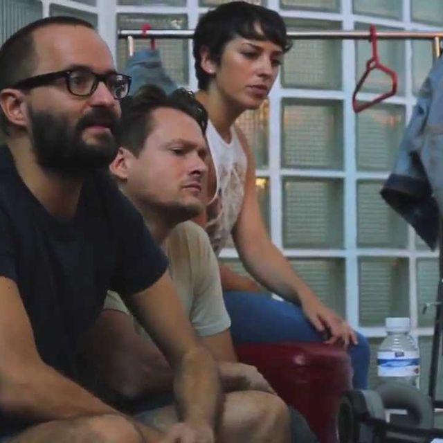 video: MAKING OF LANZAMIENTO ICON by marina_alejandre