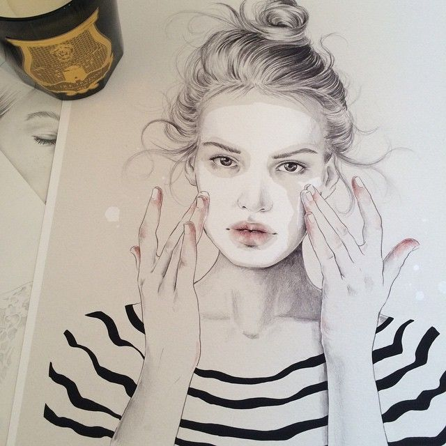 image: The very last one of the Stripes print went out to a... by esra_roise