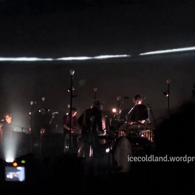 video: Sigur Ros- Saeglopur 'live' Iceland Airwaves  2012 by mikilator