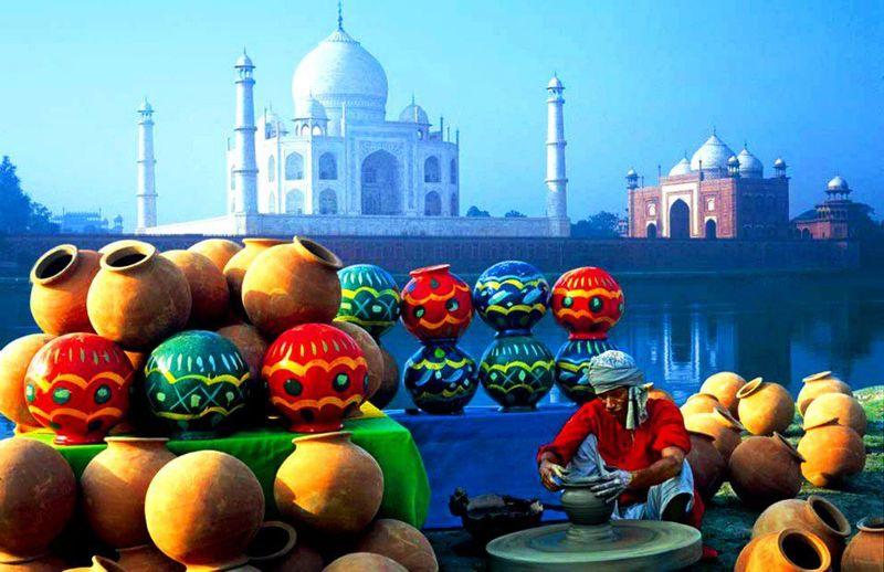 image: India by RachelVigo