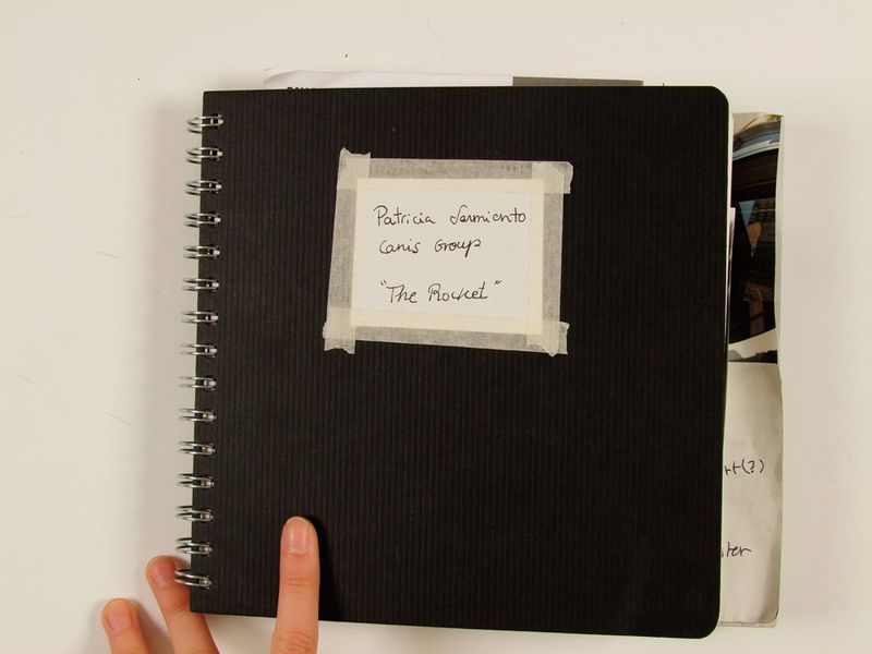 image: Sketchbooks: Patricia Atzur«ABSOLUT Network / NEW POST by chloewallace
