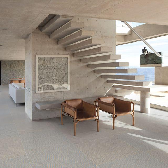 image: ceramiche refin presents mendini-designed FILO tiles... by shycerulean