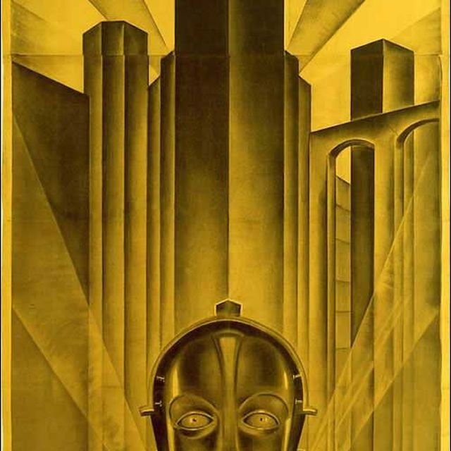image: METROPOLIS - Fritz Lang by tirso