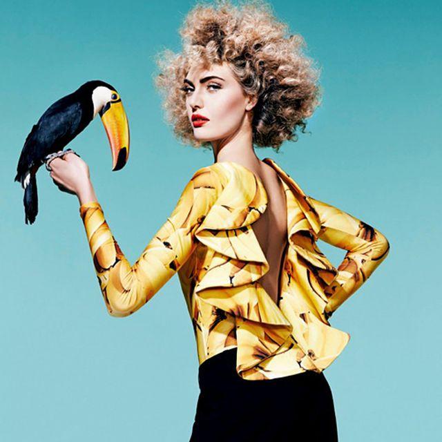 image: Luana Teifke Harper's Bazaar Brazil September by fashionnet