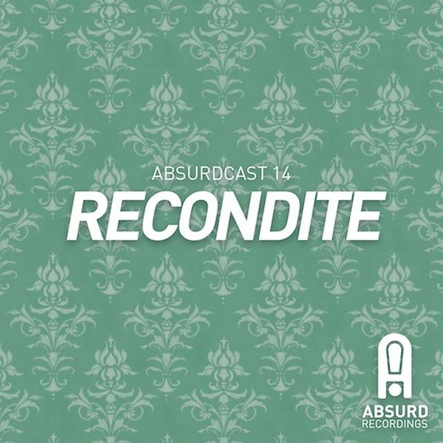 music: Recondite Live Set for Absurd Recordings by gusan