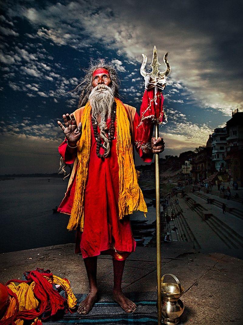 image: Yogi Vanarasi by monsieur-traveler