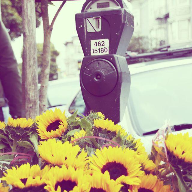 image: Trendy parking meter by yellownudemarine