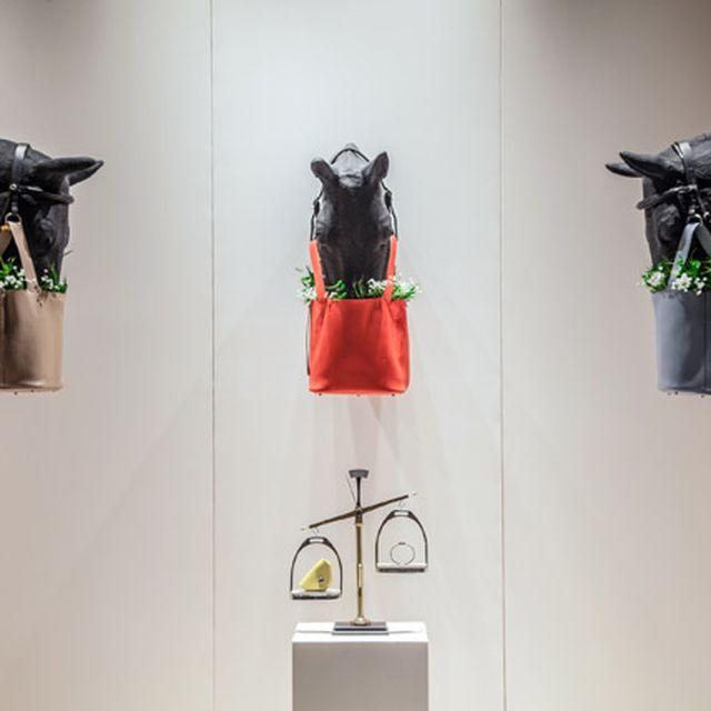 image: Hermes   Storefront at Barcelona by mordovas
