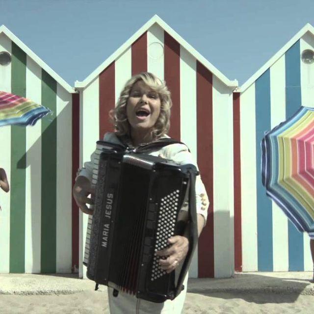video: María Jesús y su acordeón by g