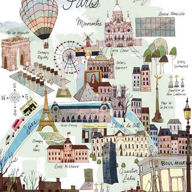 image: Illustrating PARIS by sir-g