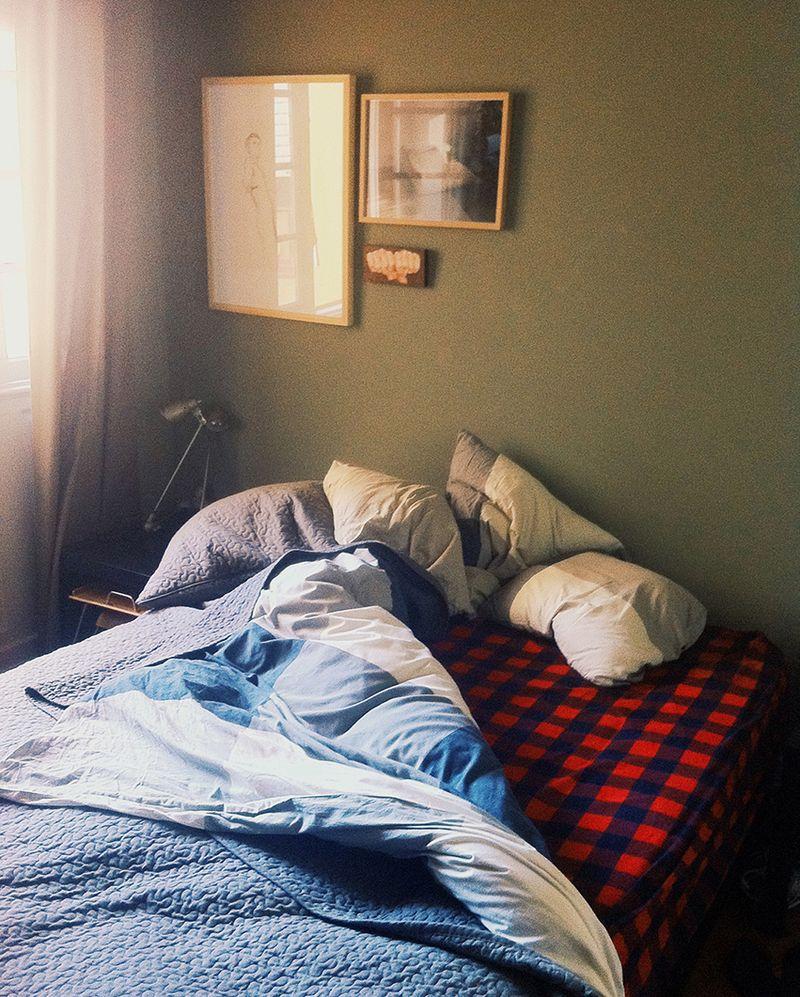 image: #15 Júlio Dolbeth   My Unmade Bed by alvarodols