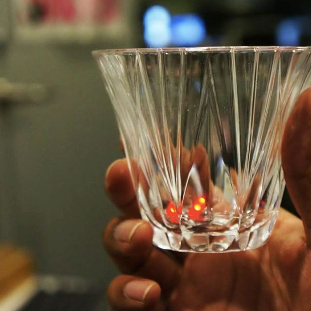 post: Partying This Weekend? These Ice Cubes Light Up So You by stanis