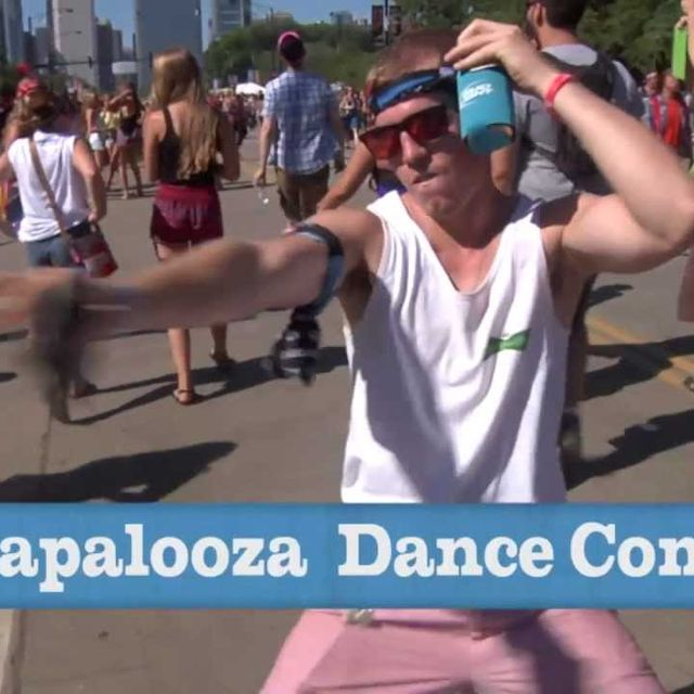video: Lollapalooza 2012 Dance Contest by jorge_lana