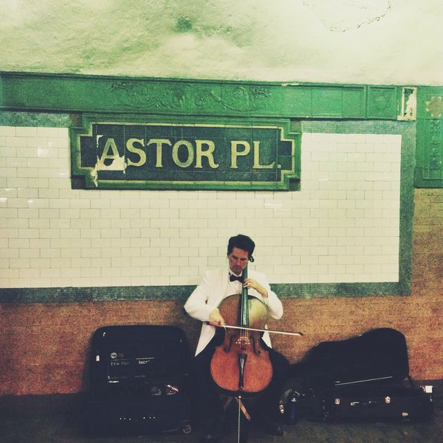 image: Astor Place by middleoftheatlantic