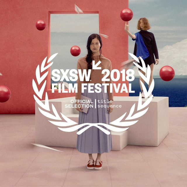 image: So proud to be part of the official selection in #titlesequence of @sxsw ??For the @offfest Barcelona open titles 2018 ? Thanks to all the team and collaborators !#sxsw #sxsw18 #sxsw2018 by valleeduhamel