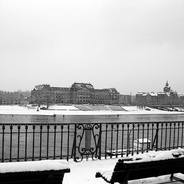 image: Dresden by labananaana
