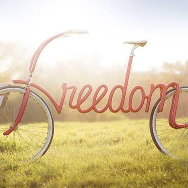 image: Freedom by veronik