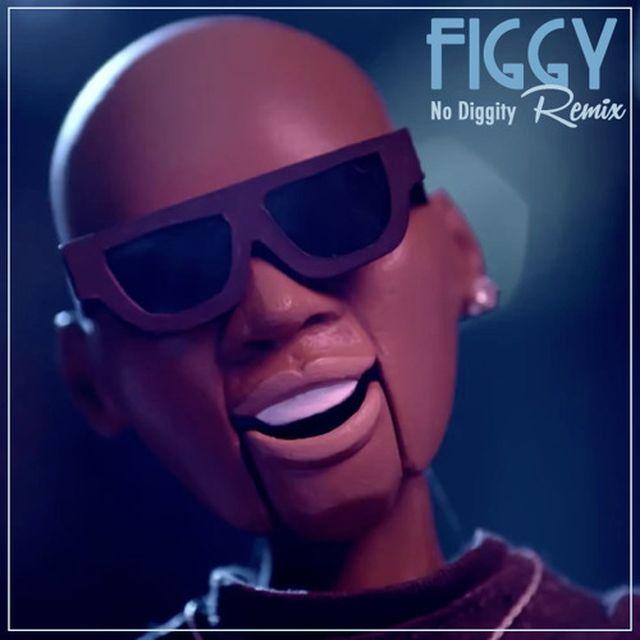 music: No Diggity by unwieldyflordon