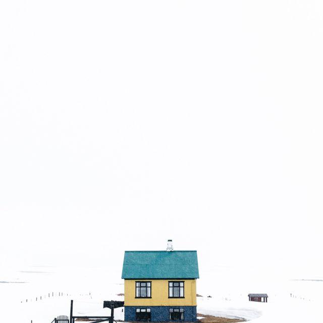 image: House in Iceland by jongrado