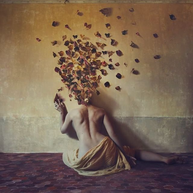image: Change can be an addiction; I am in love with my future. ?I have come to believe that the greatest privilege is to watch ourselves shift through our lives, sometimes from joy, burden, sorrow, hope, fear or love. Sometimes from each of them at once,... by brookeshaden