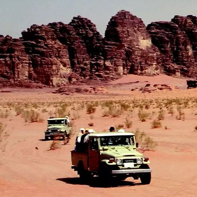 image: Wadi Rum Tours And Trip Packages by ObeidatOlivia