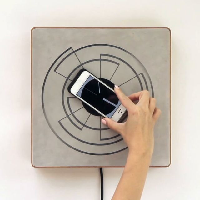 video: This Magnetic Charging iPhone Dock Is Unreal Cool by goodquiche
