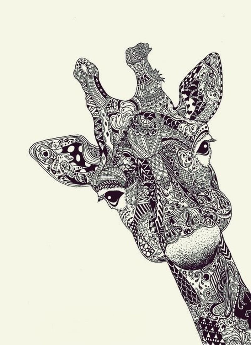 image: GIRAFFE by fireflies