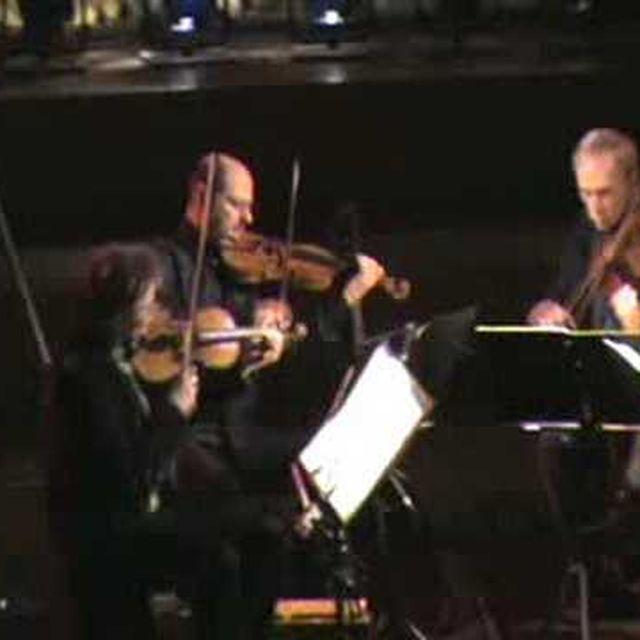 video: Kronos Quartet playing Sigur Ros by ariadnados
